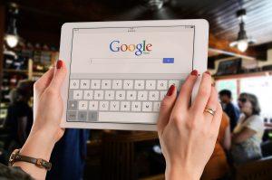 widget google suche wiederherstellen